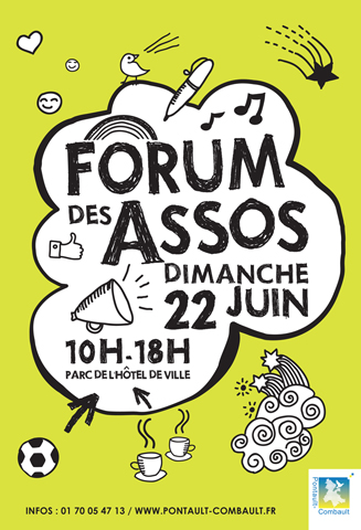 Forum des associations Pontault-Combault