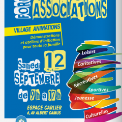 Forum des associations 2015 Le Plessis Trévise